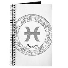 Pisces Zodiac sign Journal