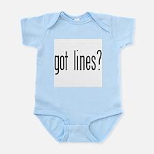 Got Lines? Infant Creeper