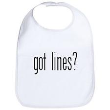 Got Lines? Bib