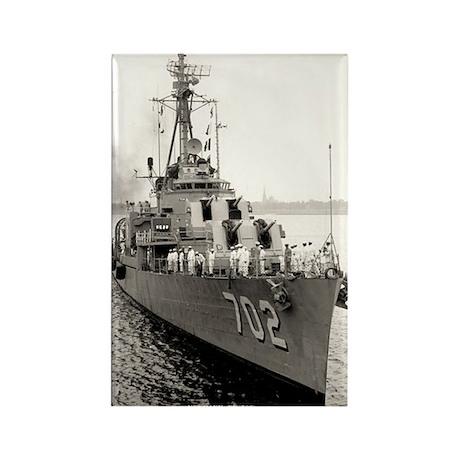 USS HANK Rectangle Magnet
