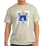 Van Heusden Coat of Arms Ash Grey T-Shirt