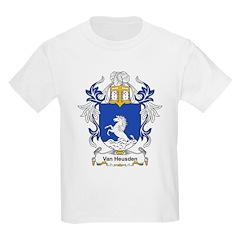 Van Heusden Coat of Arms Kids T-Shirt