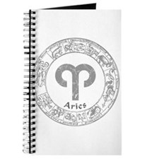 Aries Zodiac sign Journal
