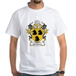 Van Hemert Coat of Arms White T-Shirt