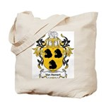Van Hemert Coat of Arms Tote Bag