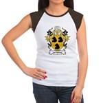 Van Hemert Coat of Arms Women's Cap Sleeve T-Shirt