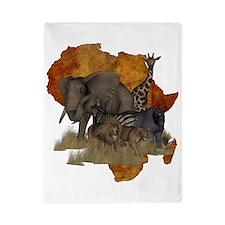 Safari Twin Duvet