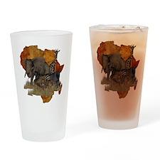 Safari Drinking Glass
