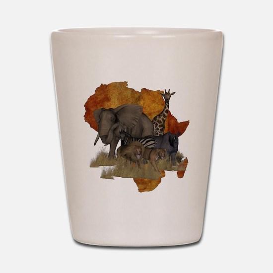 Safari Shot Glass