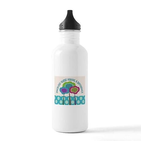 Nurses Stainless Water Bottle 1.0L