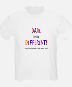 Dare to be Different Toddler T-Shirt