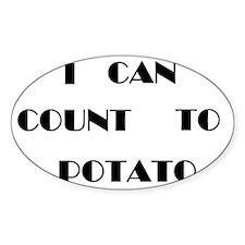 Potato Decal
