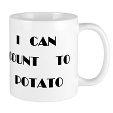 Potato Small Mug