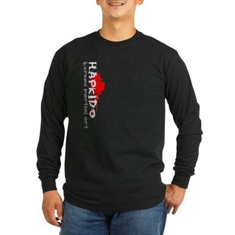 hapkido Long Sleeve T-Shirt