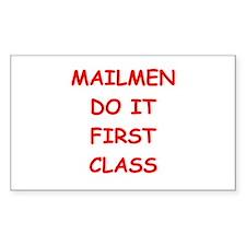 mailman Decal
