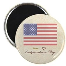 "Independence Day 2.25"" Magnet (10 pack)"