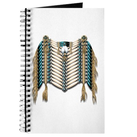 Native American Breastplate 8 Journal