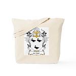 ten Haaf Coat of Arms Tote Bag
