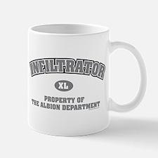 Infiltrator: Mug