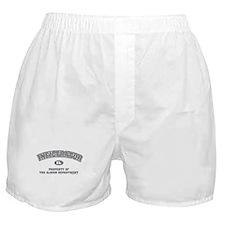 Infiltrator: Boxer Shorts