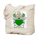 de Gruyter Coat of Arms Tote Bag