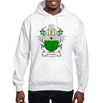 de Gruyter Coat of Arms Hooded Sweatshirt