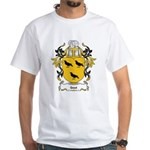 Gout Coat of Arms White T-Shirt