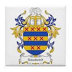 Goudsmit Coat of Arms Tile Coaster
