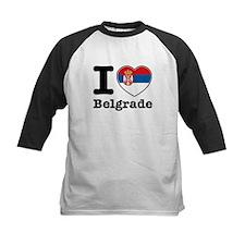 I love Belgrade Tee