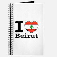 I love Beirut Journal