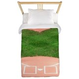 Baseball twin Twin Duvet Covers