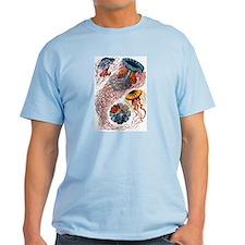 Ernst Haeckel Jellyfish T-Shirt