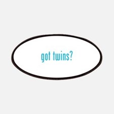 Got twins? Patches