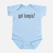 Got lumpia? Infant Bodysuit