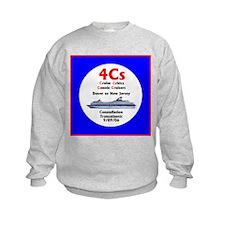 4C Connie Cruisers  Sweatshirt