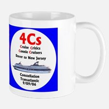 4C Connie Cruisers  Mug