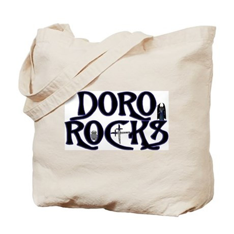 Doro Rocks Tote Bag