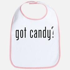 Got candy? Bib
