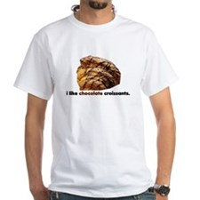 Chocolate Croissants Tee
