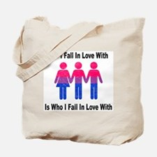 Who I Fall In Love With 2 Tote Bag