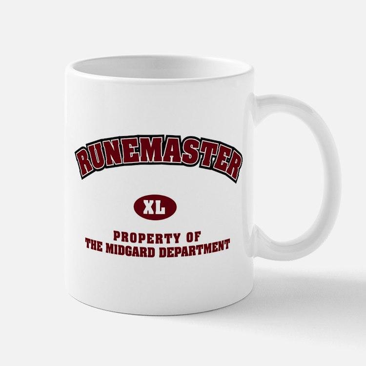 Runemaster: Mug