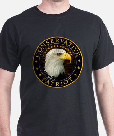 Conservative Patriot 2 T-Shirt