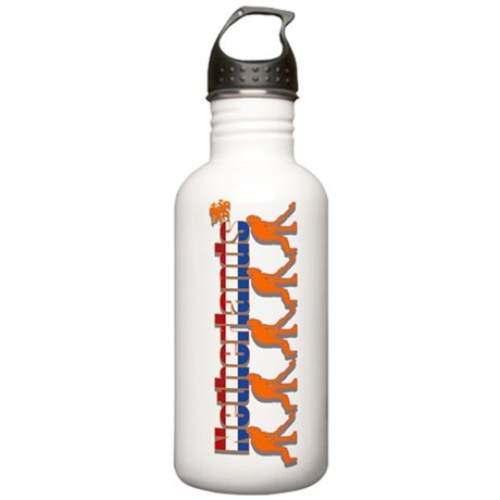Netherlands Field Hockey Stainless Water Bottle 1.