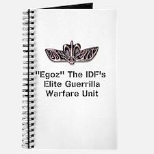 """Egoz"" Unit Journal"
