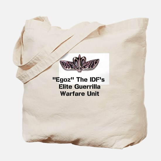 """""""Egoz"""" Unit Tote Bag"""