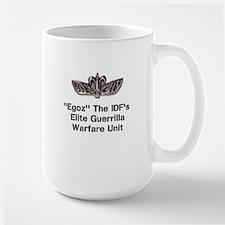 """""""Egoz"""" Unit Large Mug"""