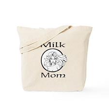 Milk Mom Custom Tote Bag two sided print