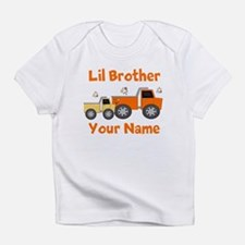 Little Brother Truck Infant T-Shirt