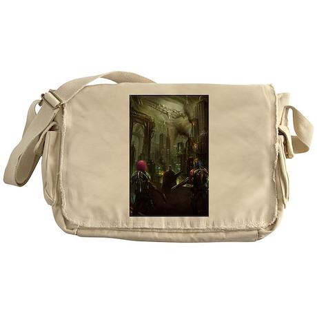 Lessons Learned Virgin Art Messenger Bag