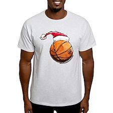 BaskBallXMAS T-Shirt